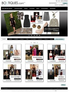 Boutiques.com Launched by Google