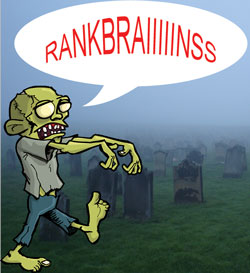 Google rankbrain and zombie traffic